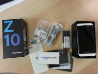 Brand New In Hand Unlocked BlackBerry Z10 Smartphone