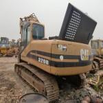 Caterpillar excavators CAT320B