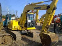 Komatsu excavators PC60