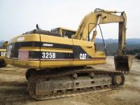 Caterpillar excavators CAT325B