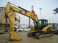 Caterpillar excavators CAT320D