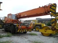 Rough terrain crane Kato KR25H-IIIL