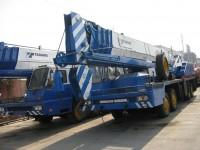 Truck cranes Tadano TG550E
