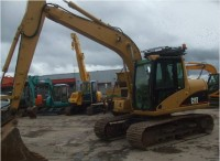 Excavators Caterpillar 312C