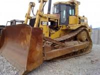 Caterpillar bulldoer D9R