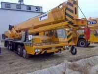 Truck cranes Tadano GT650E