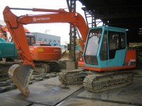 Hitachi excavators EX60