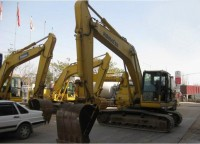 Komatsu excavators PC200-8