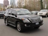 5 Months USED 2011 Lexus LX570 Base