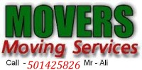 wORLD WIDE TRANSPORT MOVERS AND PACKERS 0501425826 ALI