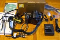 Brand New Nikon D7000 Digital SLR Camera with Nikon AF-S DX 18-200mm VR lens …$800usd