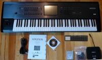 Korg M50-88-88-Key Synthesizer Workstation with Weighted Keys: $ 1100