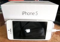 Apple iphone 5 64GB / SAMSUNG GALAXY S4