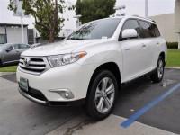 On sale: 2012 Toyota Highlander Limited