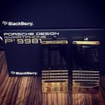 العلامة التجارية الجديدة بلاك بيري بورش ديزاين P9981 مع لوحة المفاتيح العربية والإنجليزية والرقم السري الخاص VIP
