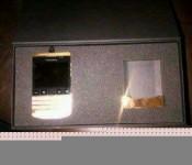 بلاك بيري بورش P9981 تصميم الذهب، 5S فون 64GB BBM الدردشة: 2A28F4D4