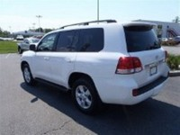 I Want to Sell My 2011 Toyota Land Cruiser