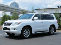 Selling My Fairly Used 2011 Lexus LX 570 in Perfect Condition