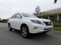 2013 Lexus RX 350 –  $15,995