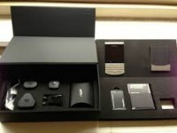 Original Blackberry porsche Design P9981 with Arabic And English keyboard And Special Vip