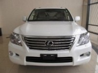 Selling My 2012 Lexus LX 570