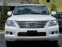Want To Sell My: LEXUS LX 570 2011