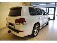 Selling My Used 2013 LEXUS LX570 V8 full option