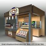 Mall Stands, Kiosk Design, Exhibition Stands in Dubai, Abu Dhabi, Sharjah.