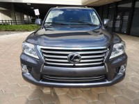 2014 LEXUS LX 570 NO ACCIDENT