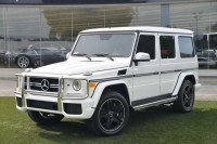 2014 Mercedes-Benz G63 AMG  $35,000
