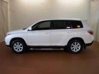 2012 TOYOTA HIGHLANDER SE 4WD (White)