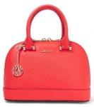DKNY Mini Textured Leather Shoulder Bag