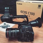 Canon EOS C100 Mark II 9.84 MP Camcorder