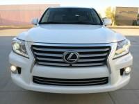 USED 2013 LEXUS LX 570, NO ACCIDENT